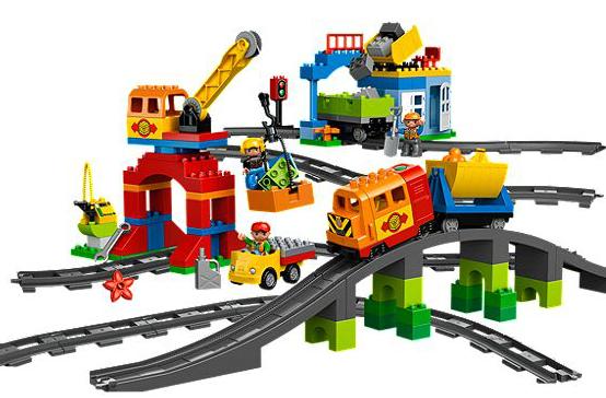 Angebot LEGO-Superset